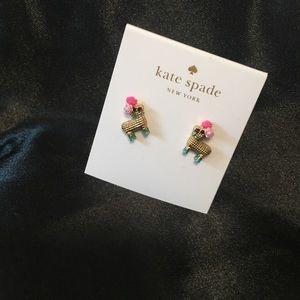 Kate Spade New York Penny the Pinata Stud Earrings